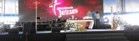 Jezus na Przystanku Woodstock i my w samym sercu Ewangelii