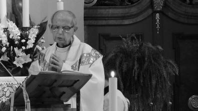 Zmarł ks. Walerian Gruszka SDS