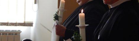 Żelazny i srebrny Jubileusz ślubów zakonnych