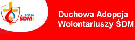 (Polski) Duchowa Adopcja Wolontariuszy ŚDM