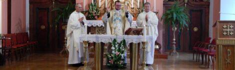 (Polski) pierwsze śluby zakonne