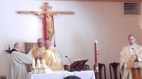 95 rocznica działalności Sióstr Boromeuszek w Małuszynie