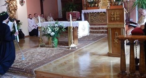 Śluby Wieczyste s. Pauli