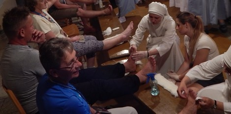 Piesze pielgrzymki na Jasną Górę