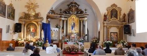Pielgrzymowanie do św. Filomeny