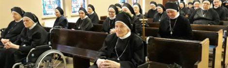 Jubileusz 65-lecia ślubów zakonnych