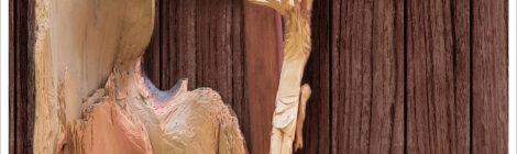 (Polski) Chrystus w gałęziach drzew