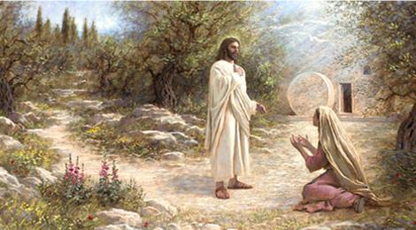 Chrystus Zmartwychwstał