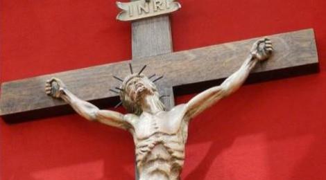 Peregrynacja Krzyża  bł. Jana Pawła II