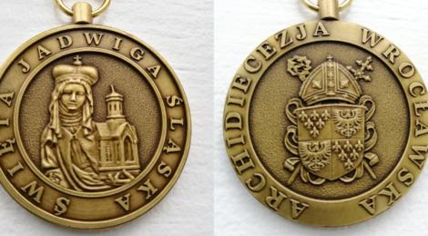 Medal św. Jadwigi Śląskiej