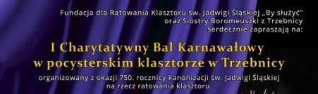 I Charytatywny Bal Karnawałowy